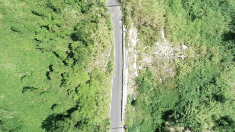 Emergency Relief - Landslides and Road Damage Evaluations 1