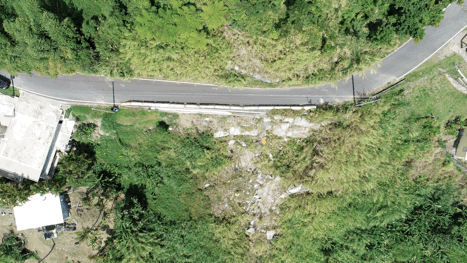Emergency Relief - Landslides and Road Damage Evaluations 2