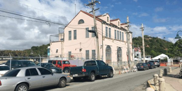 Renovations to the U.S. Custom House